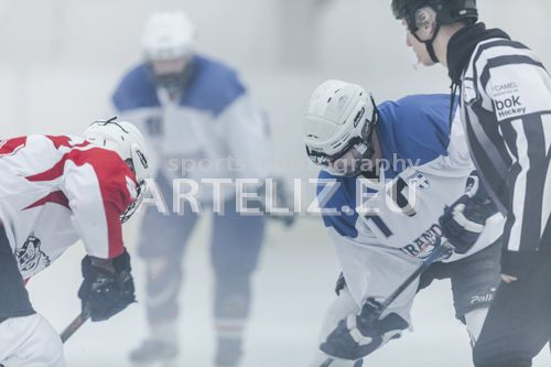 055_Tarandos_Panserraikos_20170226 just before the #puck hits the #icehockey rink. #Tarandos vs #Panseraikos at #AthensHeart #IceArena Athens, Greece, Photography: Pantelis Ladas Check and buy your photos at http://arteliz.eu #arteliz #panteliz