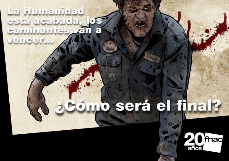 ¡Gana un pack de Walking Dead!