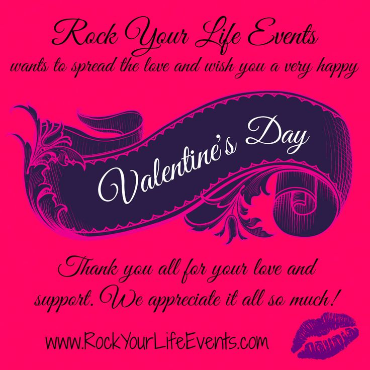 Do you have any special plans? #ThankYou #ValentinesDay #ShareTheLove #SharingIsCaring