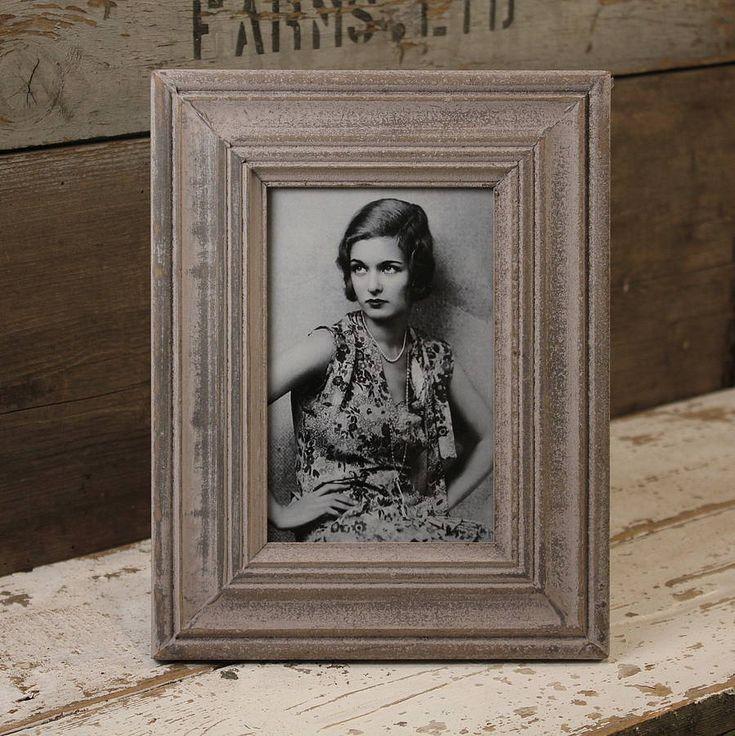 Firenze Wooden photo frame by MoA Design