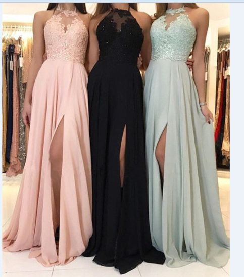 Beautiful cheap graduation dress graduation dress from OKProm