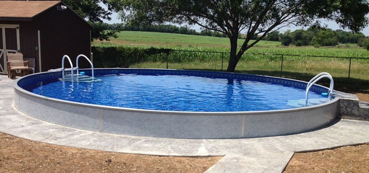 1000 ideas about pool installation on pinterest above for Club piscine above ground pools prices