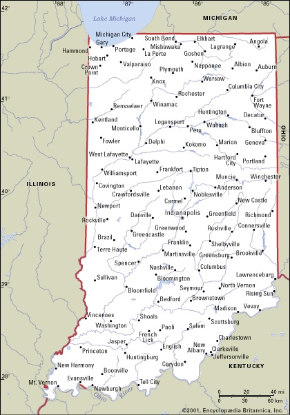 Best My Indiana Images On Pinterest Indiana State - Indiana state map with cities