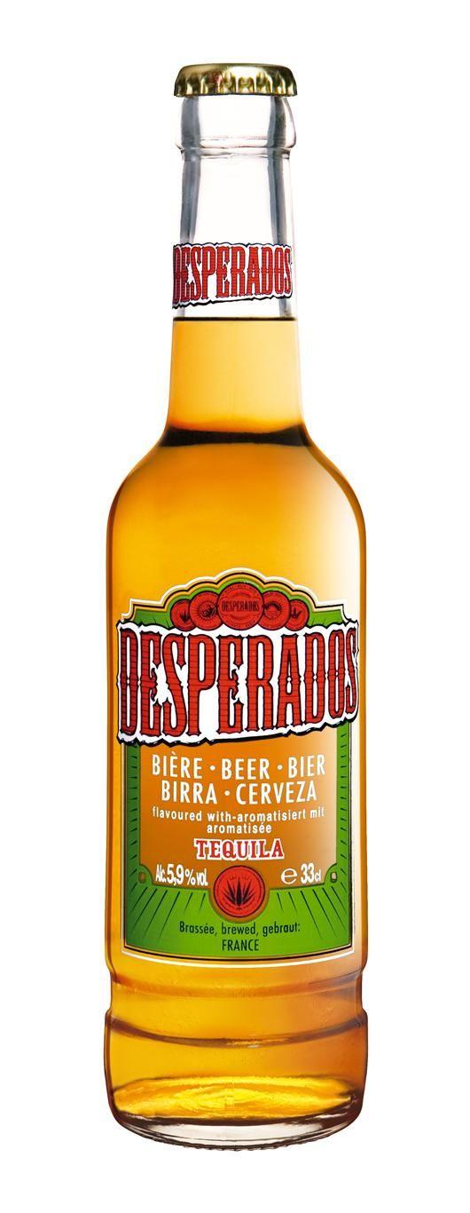 desperados beer tequila - Google Search