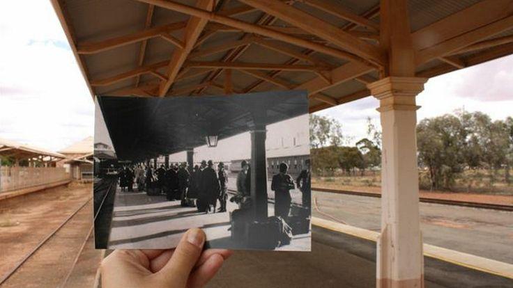 Now an Then Photographs