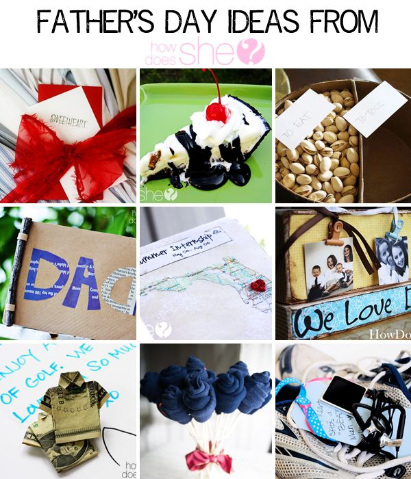 A Father's Day to Remember! 9 awesome ideas that will definitely make him smile!