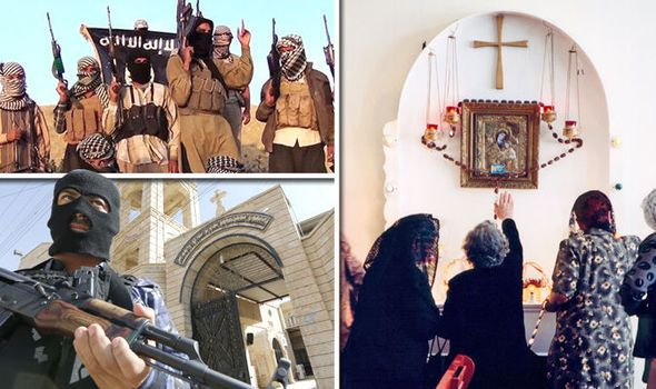 CHRISTIANITY could be extinct from Iraq by 2020 as bloodthirsty Islamic State (ISIS) militants continue their mission to wipe out the biblical religion.
