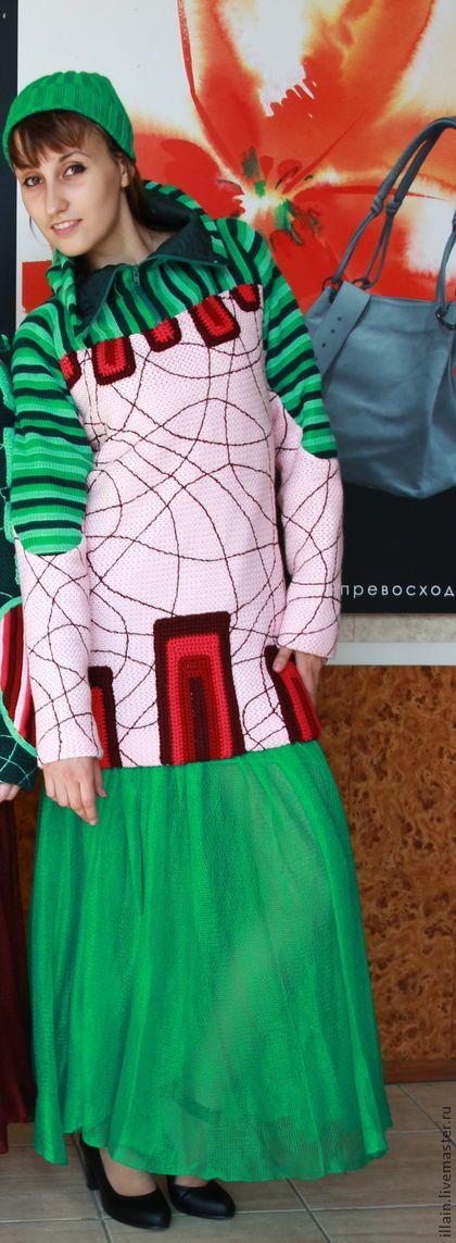 куртка неоновый рассвет. Куртка из коллекции «Неоновые джунгли» - коллекция  молодежных женских курток.  Творческий источник -  яркая, запоминающаяся субкультура кибер-готов с их любовью к кислотным цветам.