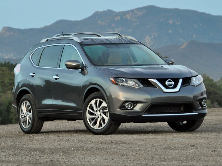 2014 Nissan Rogue Test Drive Review