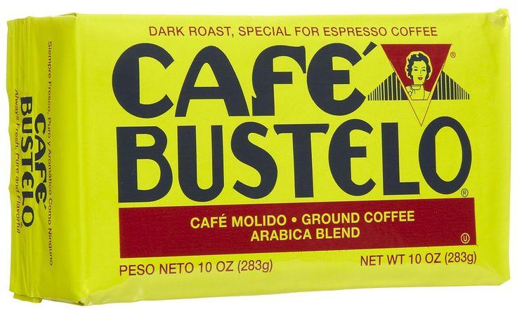 Cafe bustelo cuban coffee espresso ground coffee