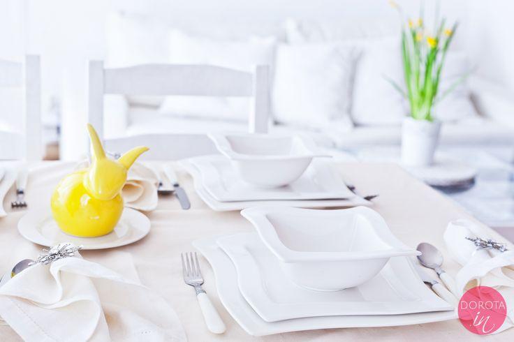 Ponadczasowa zastawa stołowa czyli biała porcelana - moje 3 typy talerzy, które warto kupić.  http://dorota.in/ponadczasowa-zastawa-stolowa-biala-porcelana/  #dom #home #wnetrze #decor #styl