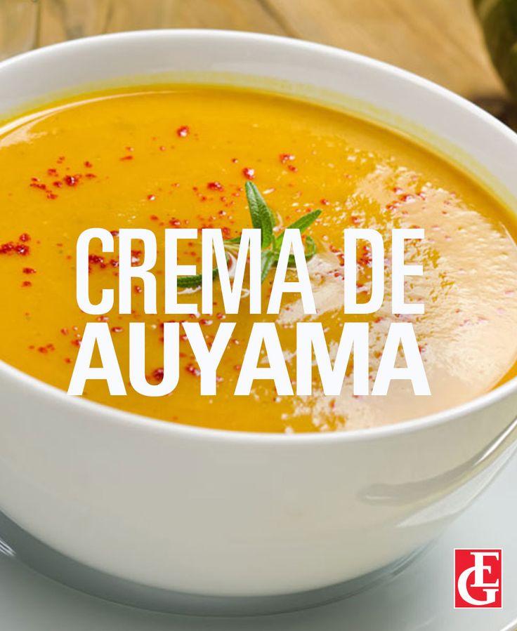 Excelsior Gama | Crema de auyama