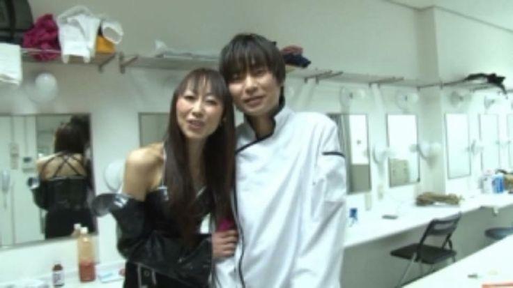 Sanae Hitomi & Ishida Akira (Naruse) in Lizardman ~ Bitter Pain Dolls ~ (2013)