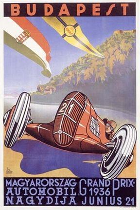 Magyarország automobil nagydíja 1936
