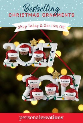 The 25+ best Personalized christmas ornaments ideas on Pinterest ...