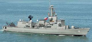 Fragata Almirante Blanco Encalada, fragata es de multipropósito de defensa anti-superficie y anti-submarina, fragata clase Karel Doorman, adquirida por la Armada de Chile a la Koninklijke Marine.