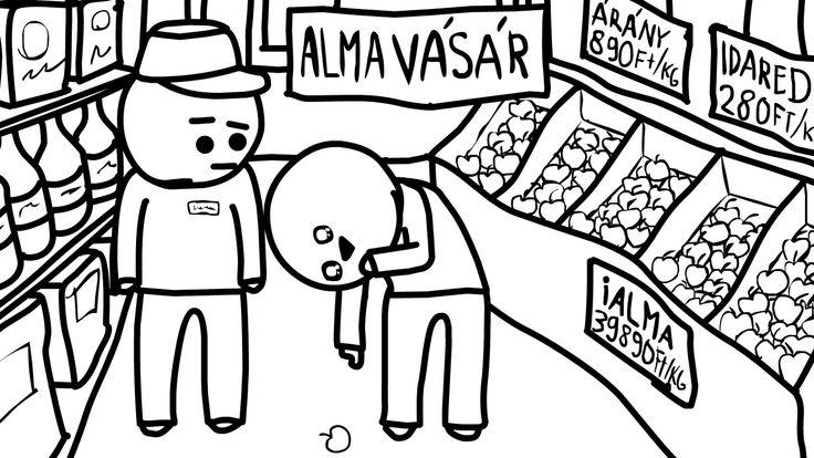 Almavásár - Justvidman