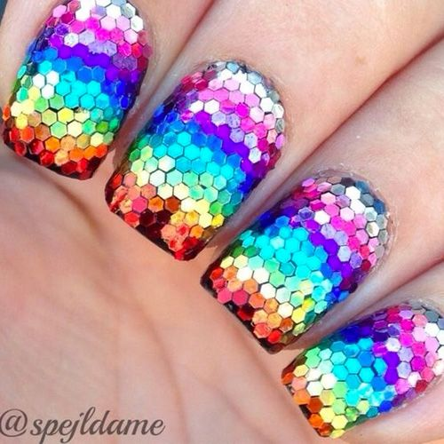 Pride Nail Designs: 25+ Best Ideas About Best Nail Designs On Pinterest