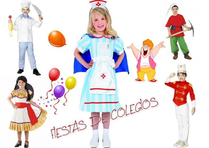 Children costume. Disfraces infantiles. Leondisfraces. Disfraces Cristina