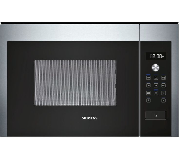 SIEMENS HF24M564B Built-in Solo Microwave - Stainless Steel, Stainless Steel: This stylish and elegant… #UKOnlineShopping #UKShopping