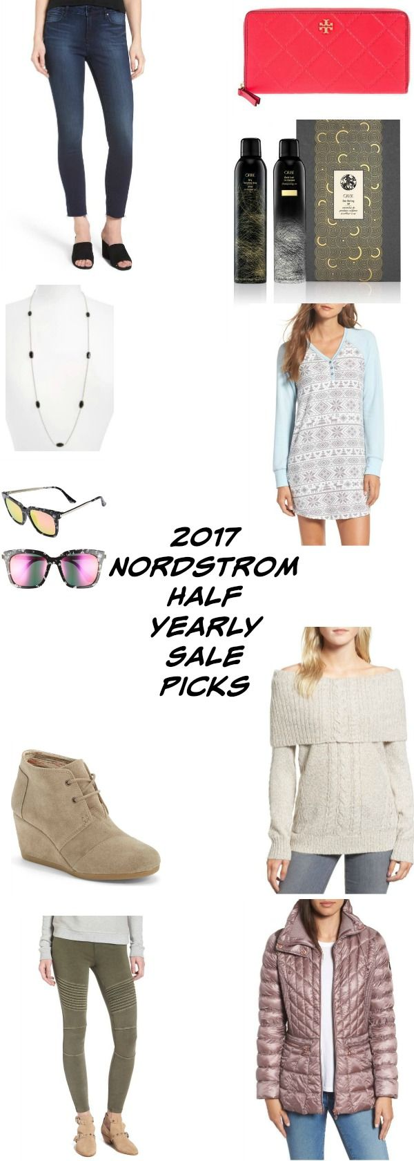 My Picks from the 2017 Nordstrom Half Yearly Sale - All of my favorite finds from the Half Yearly Sale - The Blessed Mess - www.theblessedmessblog.com
