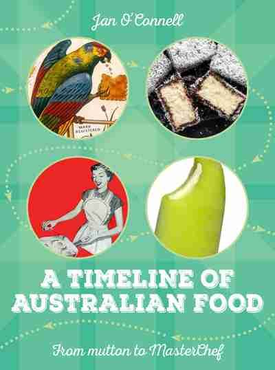 A Timeline of Australian Food takes readers on a tasty and sometimes surprising culinary journey through 150 years of Australian food. Lavishly illustrated, this tasty book looks at what we've eaten, how we've shopped, and how we've produced and prepared our food, decade by decade, through depression, war, and decades of abundance. Within the lifetime of today's Baby Boomers, there have been revolutionary changes in how we eat. The standard Anglo–Irish staples of meat and potatoes haven't…