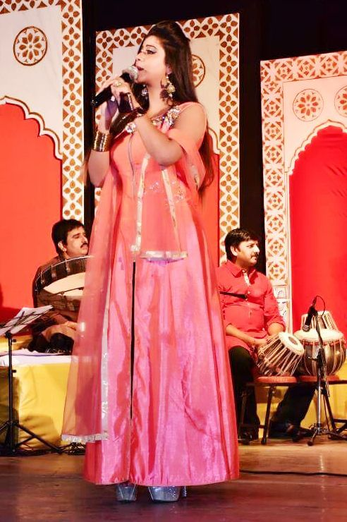 For mushaira event #mcanie #mypassionmyprofession