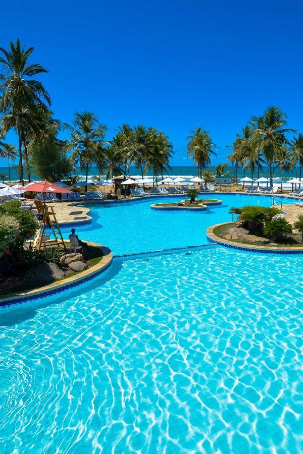 O Sauipe Premium Brisa E O Mais Exclusivo Resort Da Costa Do
