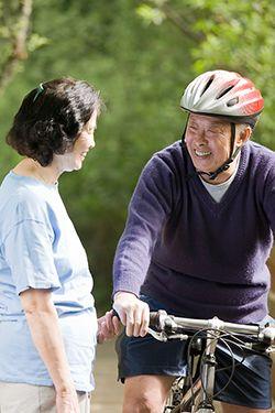 CHINESE LANGUAGE. Benefits of Physical Activity