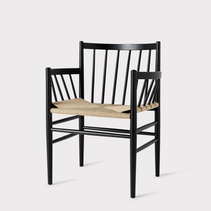 J81 Chair by Mater, Design Jørgen Bækmark, 1950