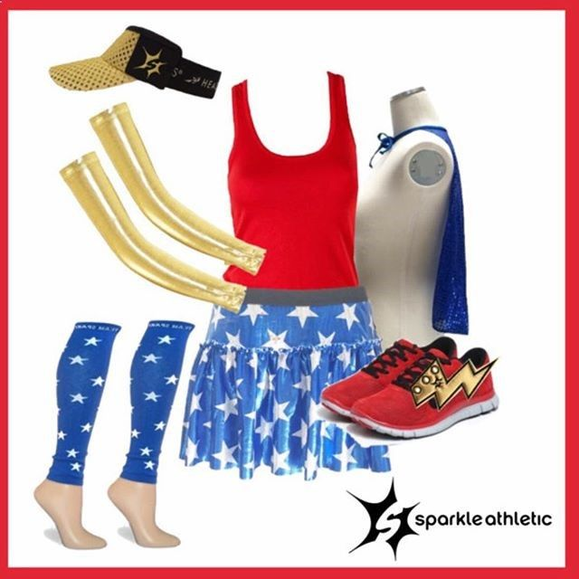 Sparkle Athletic: Women's Running Skirts, Run Costumes  Outfits