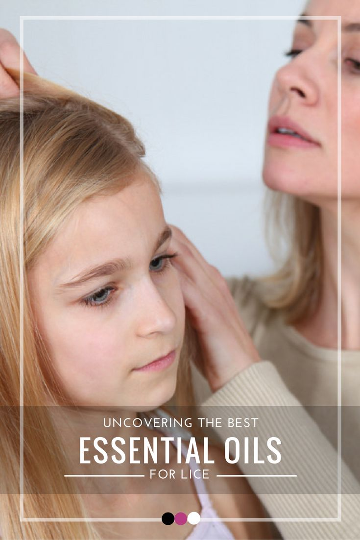 Time to uncover the best essential oils for lice that work!