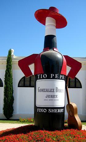 Donde Tio Pepe, Jerez de la Frontera, Andalucía