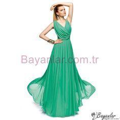 Zümrüt Yeşili Abiye Modelleri - http://www.bayanlar.com.tr/zumrut-yesili-abiye-modelleri/