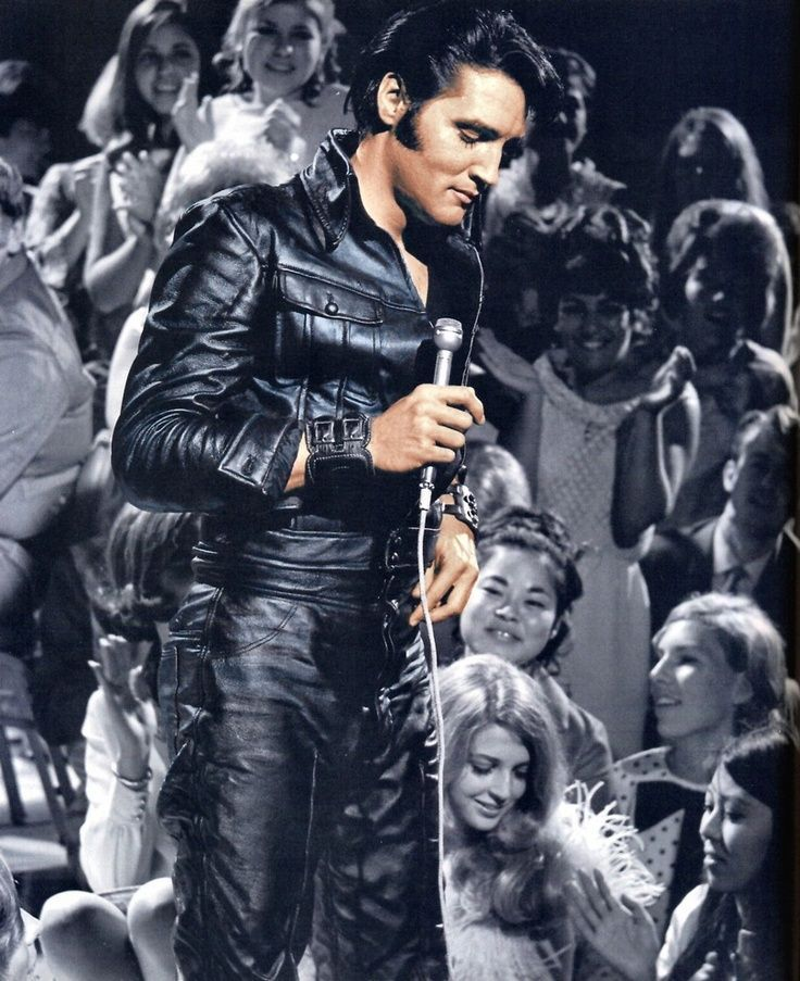 Elvis Presley - 1960's. He sold over a billion records and was in 33 successful movies.