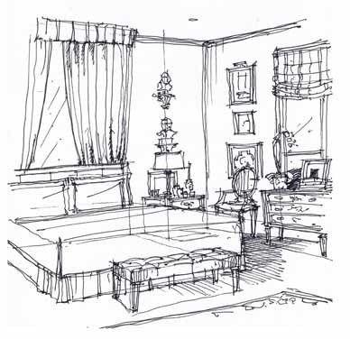 interior design pics on michael hampton design interior design sketches washington dc