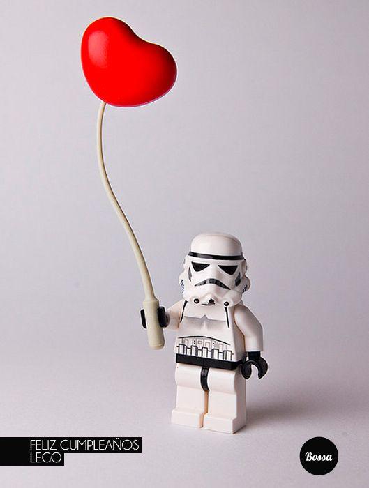 Feliz Cumpleaños Lego.