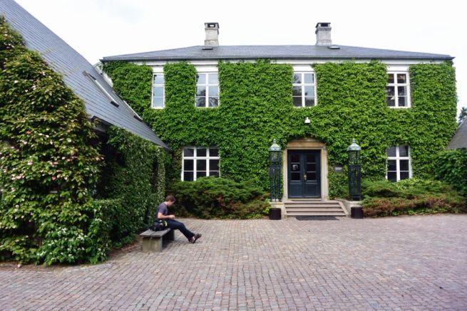 The Louisiana Museum outside of Copenhagen, DK. www.haphazardnotions.com
