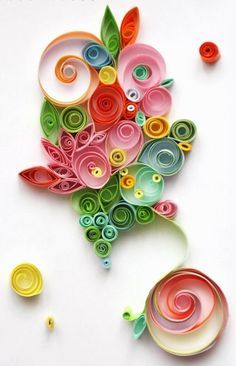 17 best ideas about quilling designs on pinterest for Quilling patterns for beginners