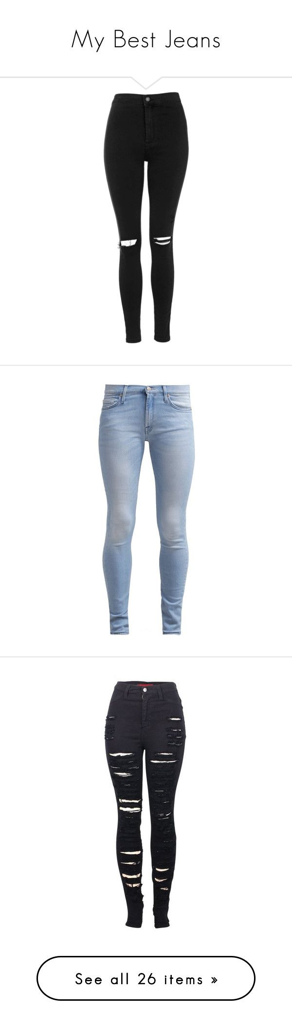 """""""My Best Jeans"""" by thaisa-tcs ❤ liked on Polyvore featuring jeans, pants, bottoms, black, destroyed skinny jeans, black ripped jeans, black distressed jeans, black distressed skinny jeans, high waisted skinny jeans and jeans/pants"""