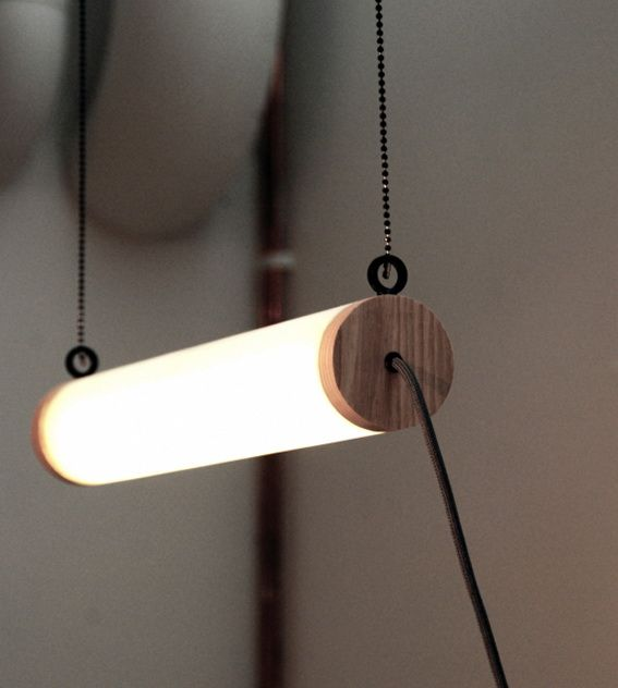 Unplugged Lamp by Eddi Tornberg | Home Interior Design, Kitchen and Bathroom Designs, Architecture and Decorating Ideas