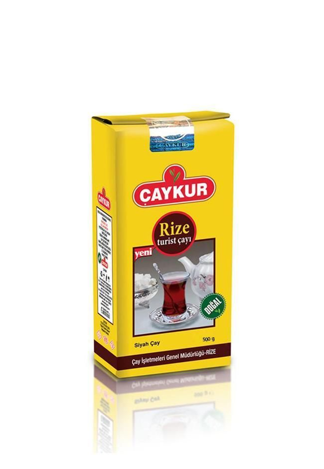 Caykur Rize Turkish Black Tea Loose 500 gr #Caykur