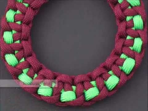 How to Make a Twist-Stitched Solomon Bar by TIAT