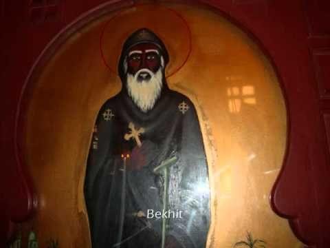 Doxology St. Moses the Black ذكصولوجية الانبا موسى الاسود-Malak Rizkalla...