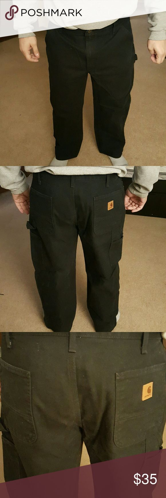 Mens carhart jeans Gently used carhart  Jeans Relaxed