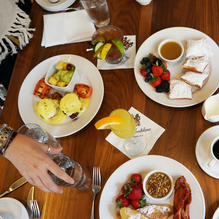 Breakfast in bed hardly compares to taking mom to brunch at one of the Quarter's most iconic settings.