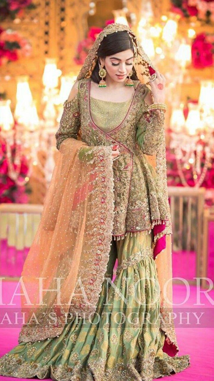 Pin By Daneen Ahmad On Fav Wedding Getups In 2020 Bridal Dress Fashion Pakistani Fashion Party Wear Pakistani Wedding Outfits,Summer Wedding Nice Dress To Wear To A Wedding