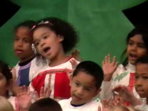 Good things come in lilttle packages...k's...So cute!! Another idea for Xmas concert!