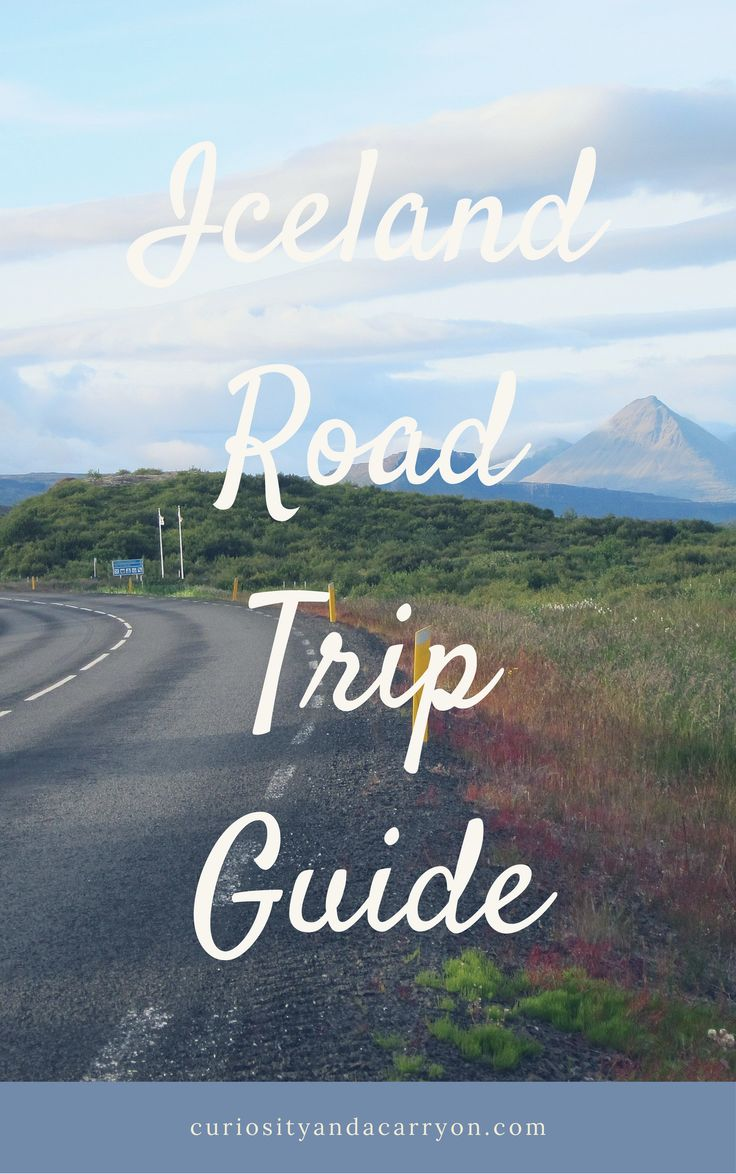 Iceland Road Trip Guide // Two Weeks in Iceland