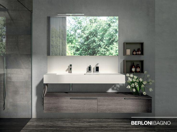 12 best Collezione Mobili Bagno di Berloni images on Pinterest ...